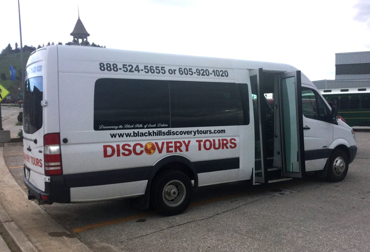 Black Hills Discovery Tours image